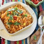 Easy Restaurant-Style Mexican Rice