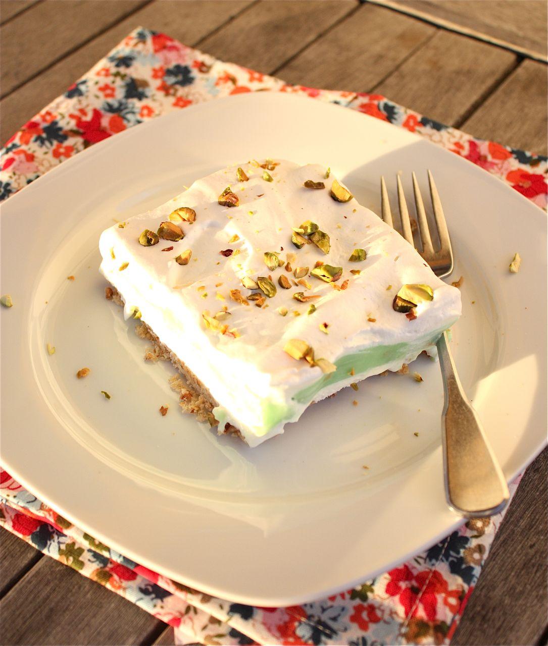 Patty's Pistachio Torte